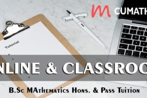 cumaths B.Sc MAthematics Hons. & Pass Tuition (1)