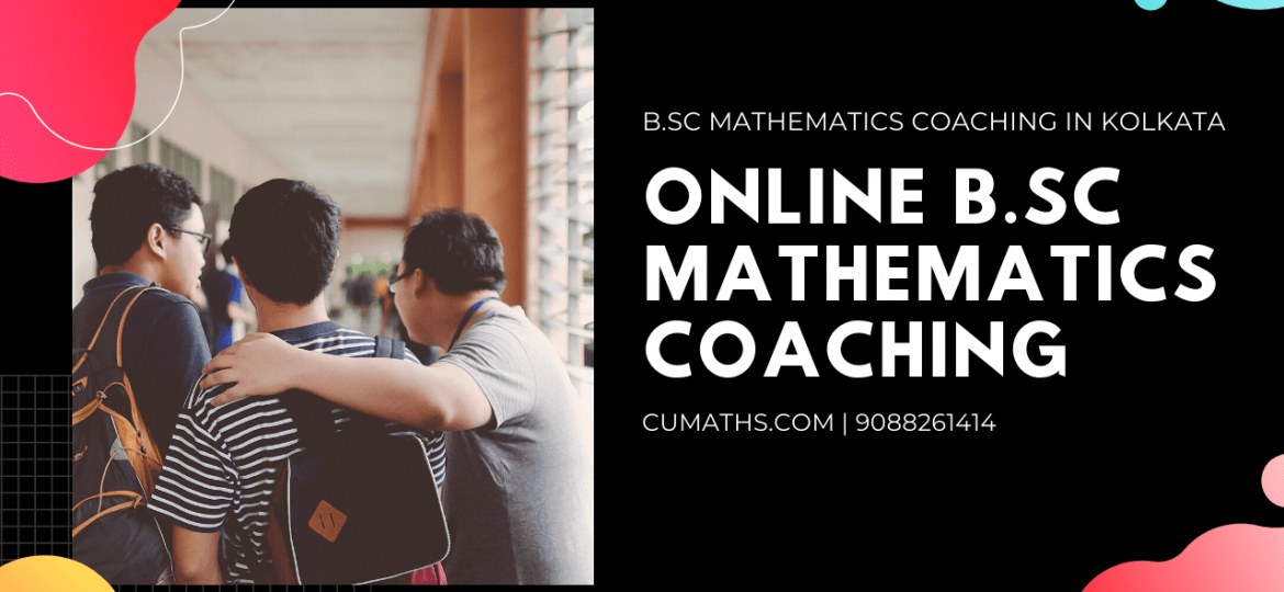 B.Sc 1st year Maths Honours video lectures