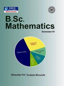 B.Sc. Mathematics - Semester IV Book by Biswadip Pal and Sudipta Bhoumik